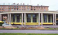 Вестибюли и пересадки станции Университет