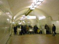 Конструкция станции Академическая