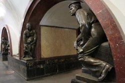 Самые красивые станции московского метро