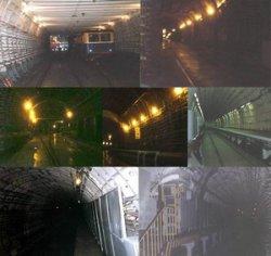 Секретное метро