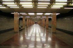 Станция метро «Печатники»